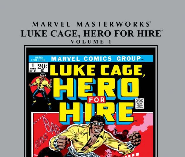 Marvel Masterworks: Luke Cage, Hero for Hire (2015)