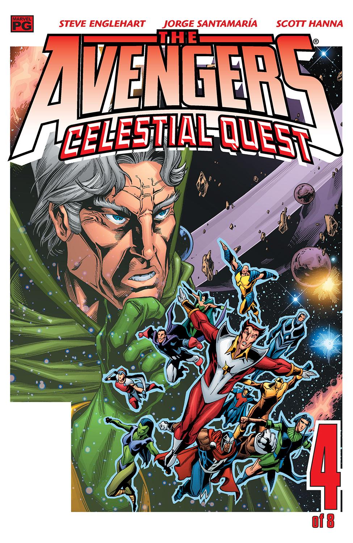 Avengers: Celestial Quest (2001) #4