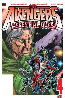 Avengers: Celestial Quest #4