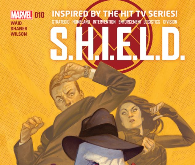 S.H.I.E.L.D. 10 (WITH DIGITAL CODE)