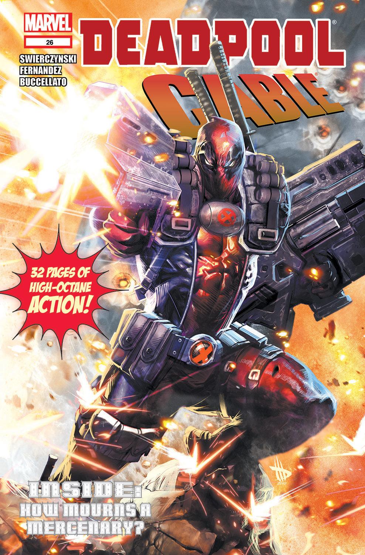 Deadpool & Cable (2010) #26