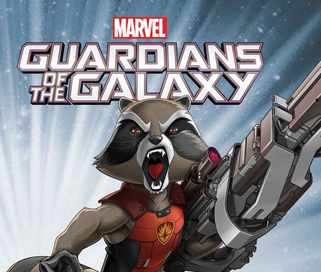 Marvel Universe Guardians of the Galaxy (2015) #3
