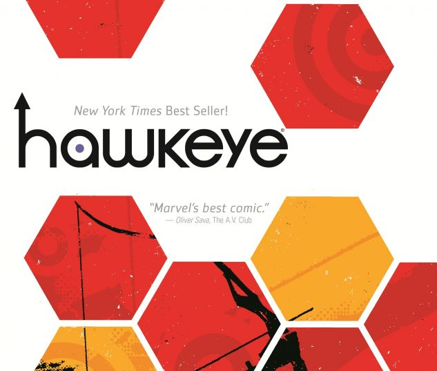 cover from Hawkeye (2015) Vol. 2 HC