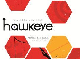 cover from Hawkeye (2015) Vol. 2 HC