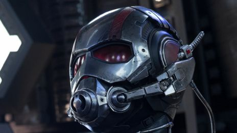 Marvel's Ant-Man suit featurette