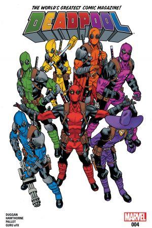 Deadpool (2015) #4