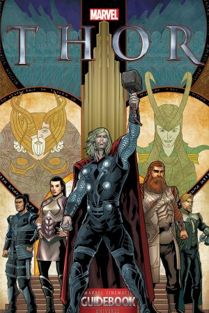 Guidebook to the Marvel Cinematic Universe - Marvel's Thor #3