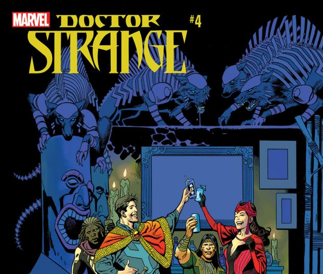 DOCTOR STRANGE 4 (WITH DIGITAL CODE)