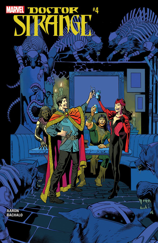 Doctor Strange (2015) #4