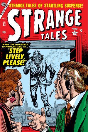 Strange Tales (1951) #33