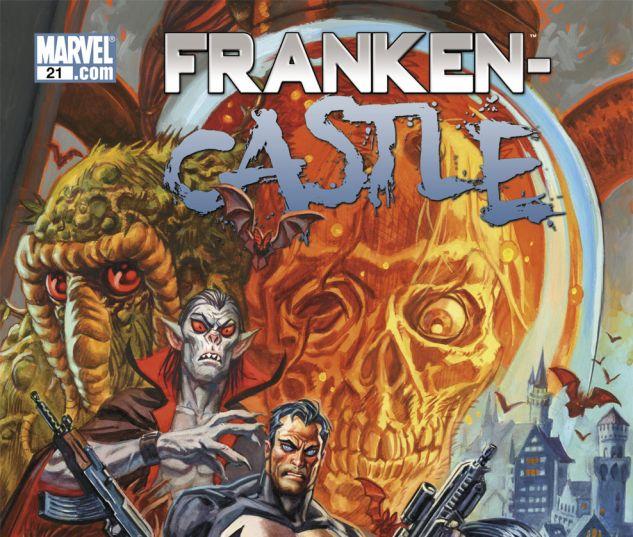 Frankencastle #21 (2010)