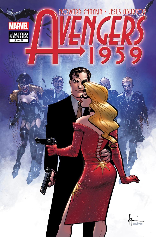 Avengers 1959 (2011) #2