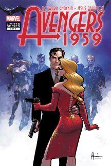 Avengers 1959 #2