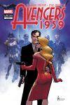 Avengers 1959 (2011) #2 Cover
