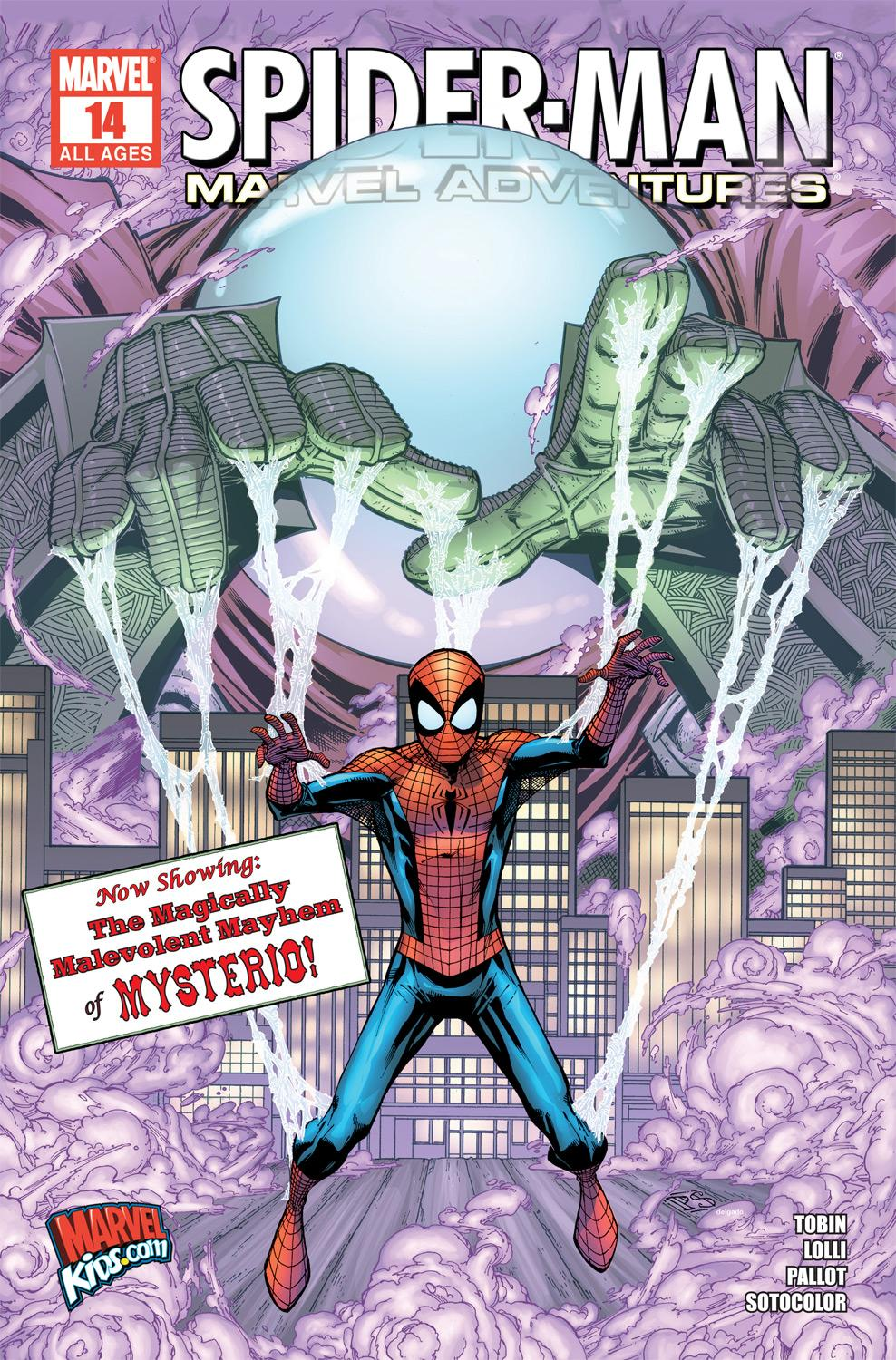Marvel Adventures Spider-Man (2010) #14