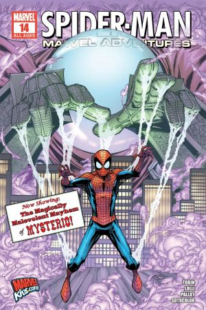Spider-Man Marvel Adventures #14