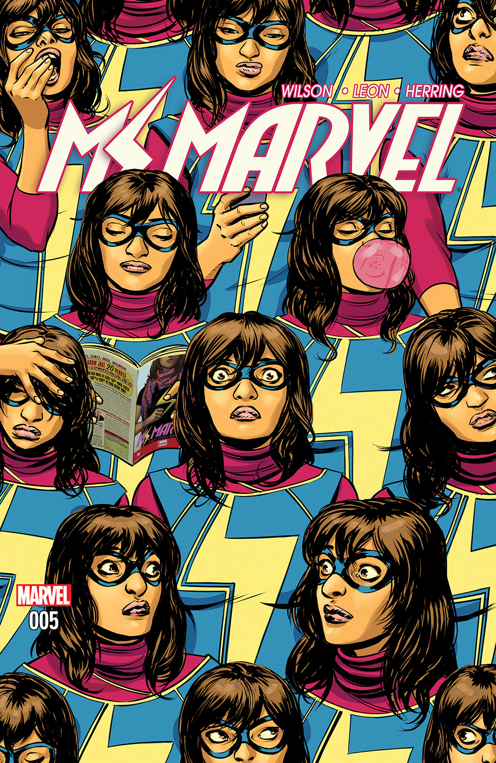 Ms. Marvel (2015) #5