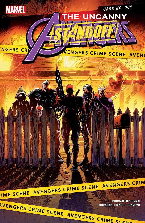 Uncanny Avengers (2015) #7