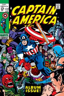Captain America (1968) #112