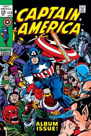Captain America #112