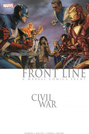 Civil War: Front Line (Trade Paperback)