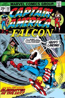 Captain America #192