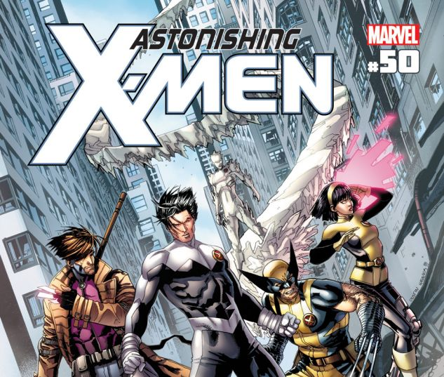 ASTONISHING X-MEN (2004) #50 Cover