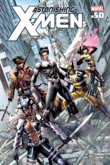 Astonishing X-Men (2004) #50