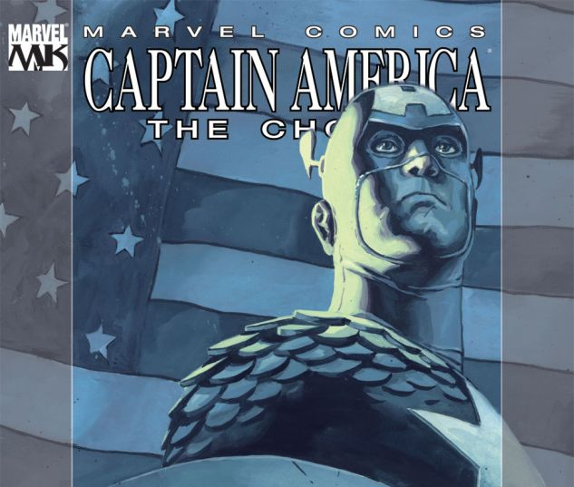 CAPTAIN AMERICA: THE CHOSEN (2007) #4 Cover