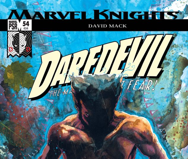 DAREDEVIL (1998) #54 Cover