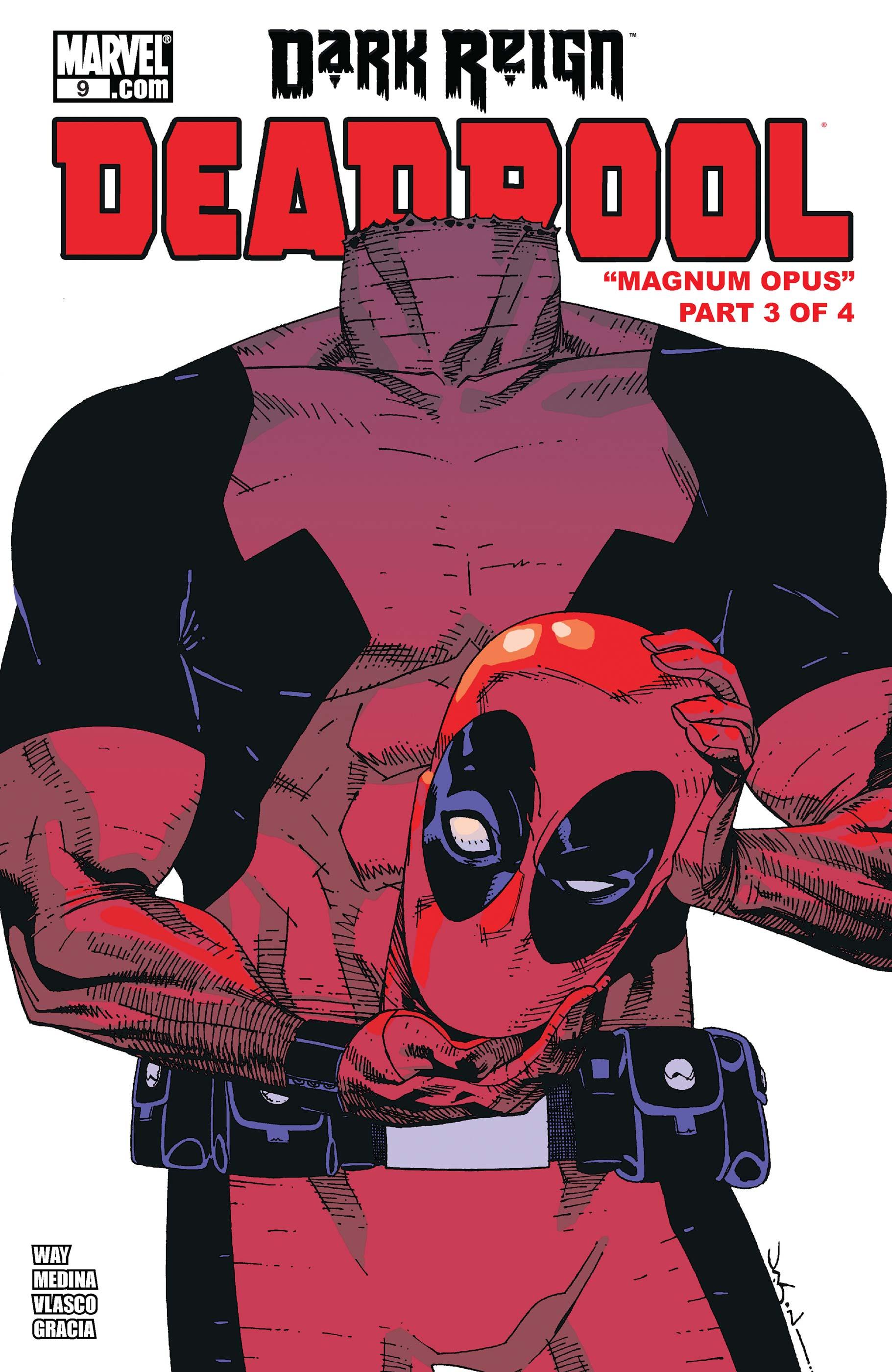 Deadpool (2008) #9