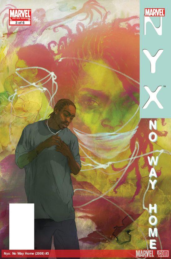 NYX: No Way Home (2008) #3