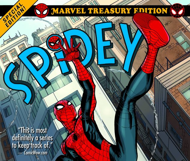Spidey: All-New Marvel Treasury Edition (2016)