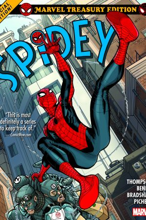 Spidey: All-New Marvel Treasury Edition (Trade Paperback)