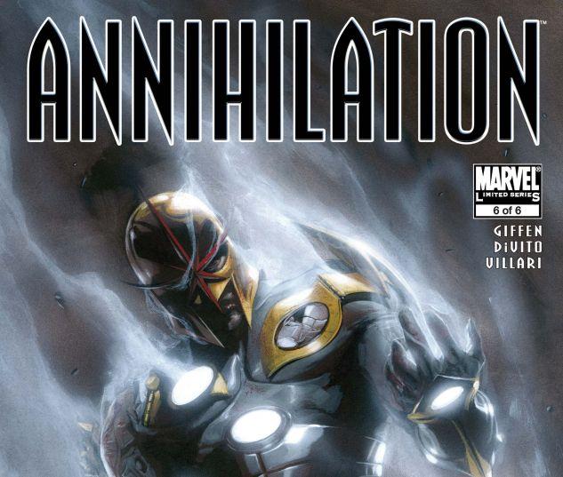 Annihilation (2006) #6