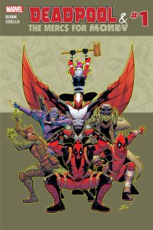 Deadpool & the Mercs for Money (2016) #1