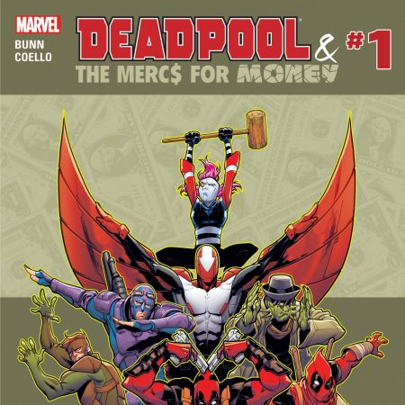 Deadpool & the Mercs for Money (2016 - 2017)