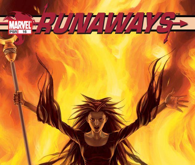Runaways (2003) #16