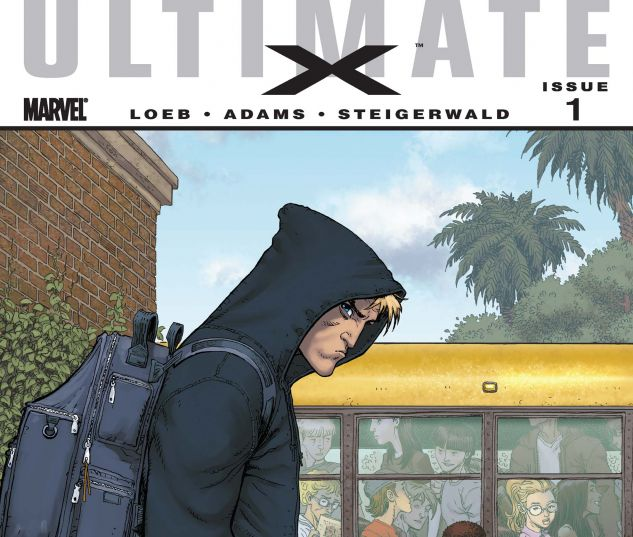 Ultimate Comics X (2010) #1