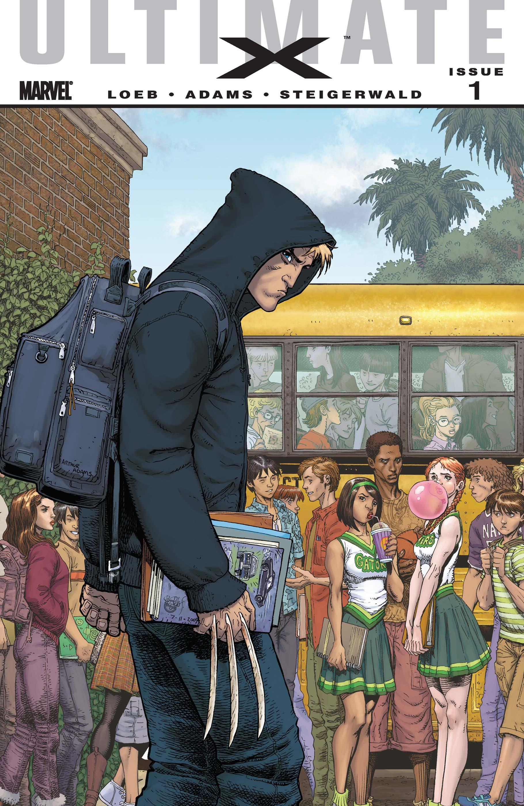 Ultimate Comics X (2010) #1