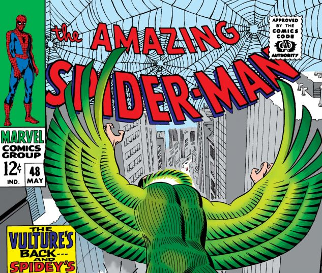 Amazing Spider-Man (1963) #48