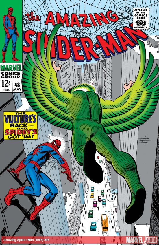 The Amazing Spider-Man (1963) #48