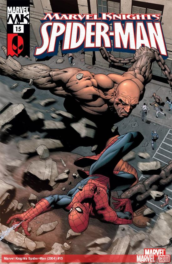 Marvel Knights Spider-Man (2004) #15