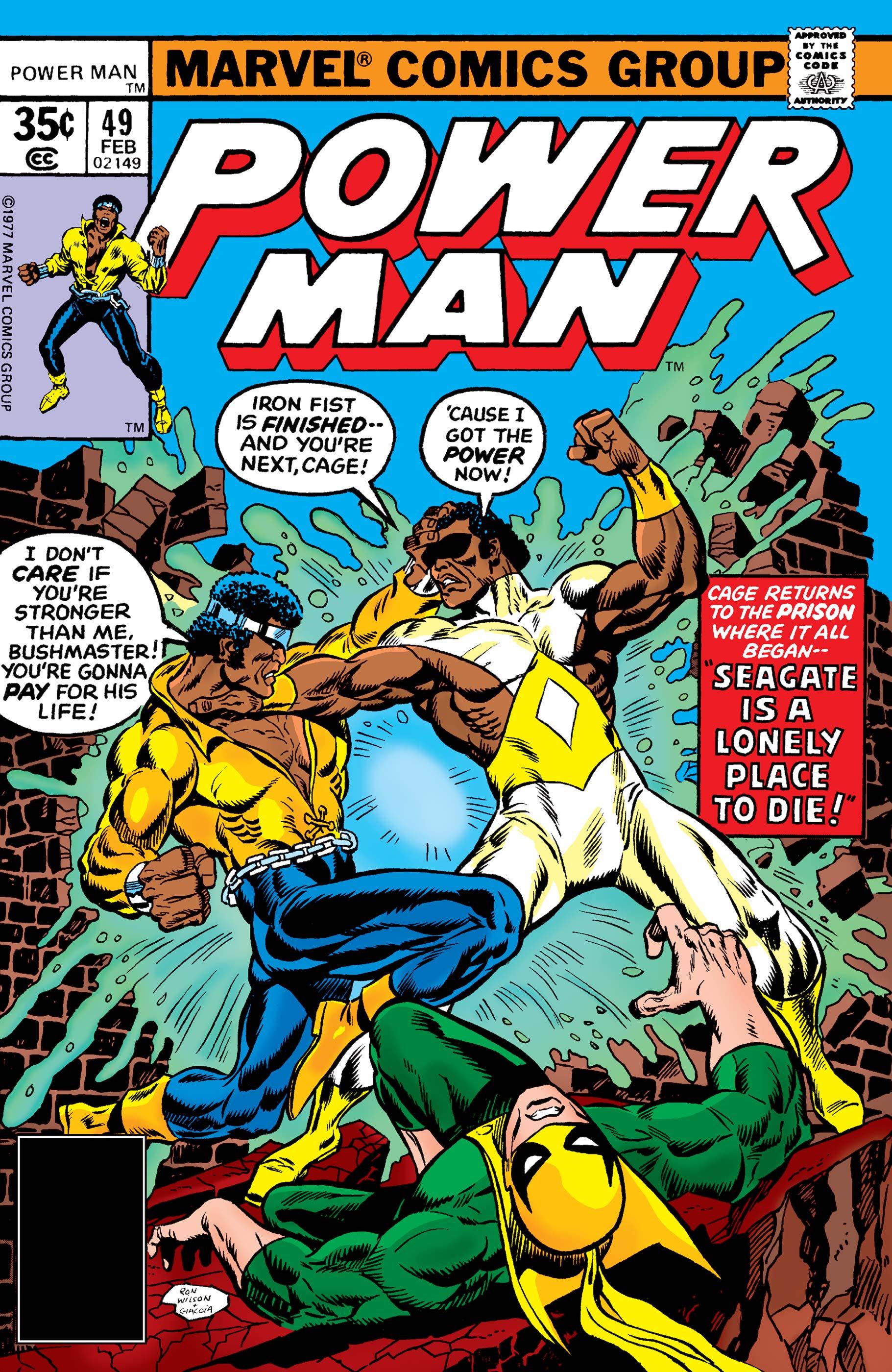 Power Man (1974) #49