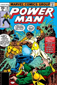 Power Man #49