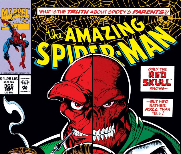 Amazing Spider-Man (1963) #366