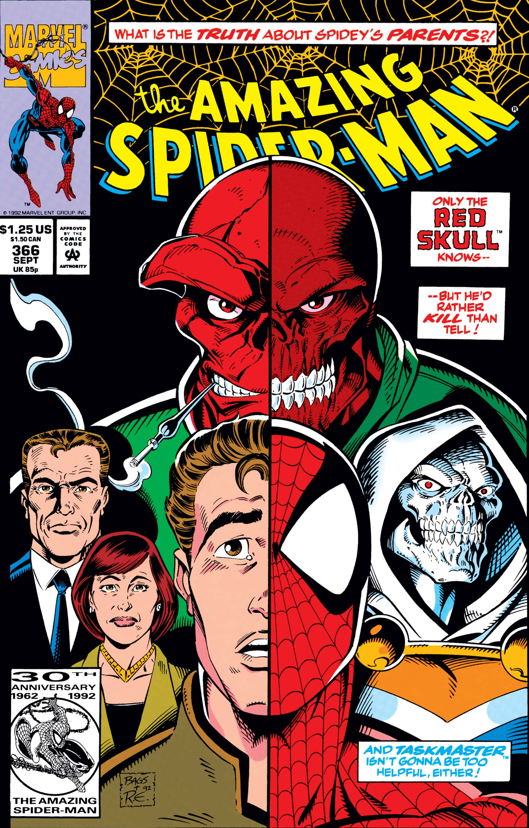 The Amazing Spider-Man (1963) #366