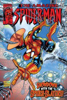 Amazing Spider-Man (1999) #21
