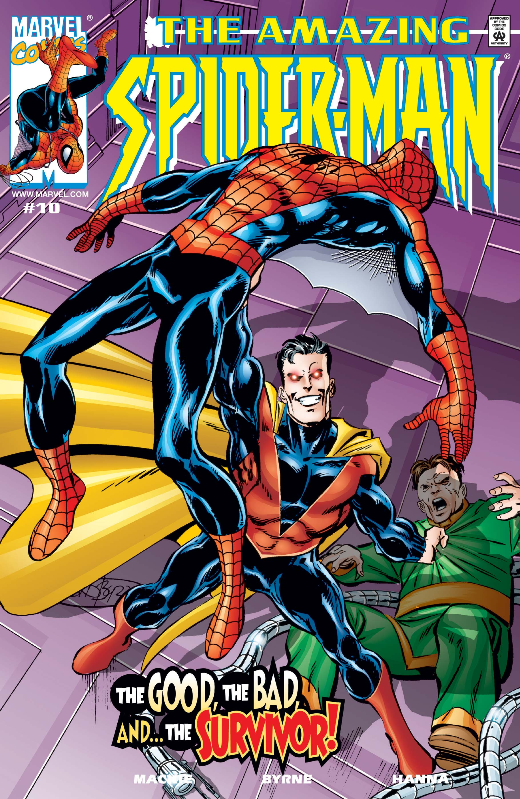 Amazing Spider-Man (1999) #10