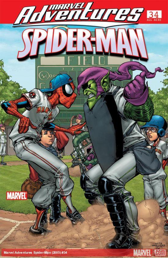 Marvel Adventures Spider-Man (2005) #34